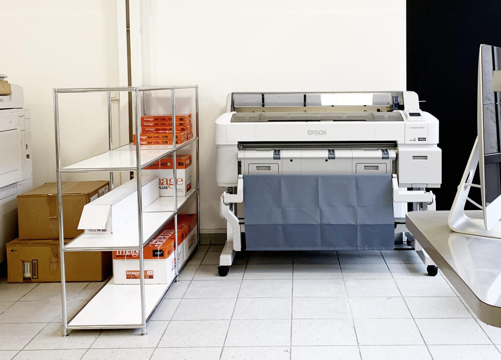 imprimante salle multimédia