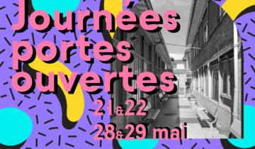 JOURNÉES PORTES OUVERTES LE 21, 22 & 28, 29 MAI